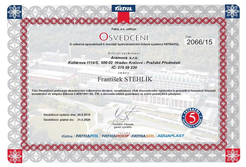 2066_15 Aramova, Stehlík