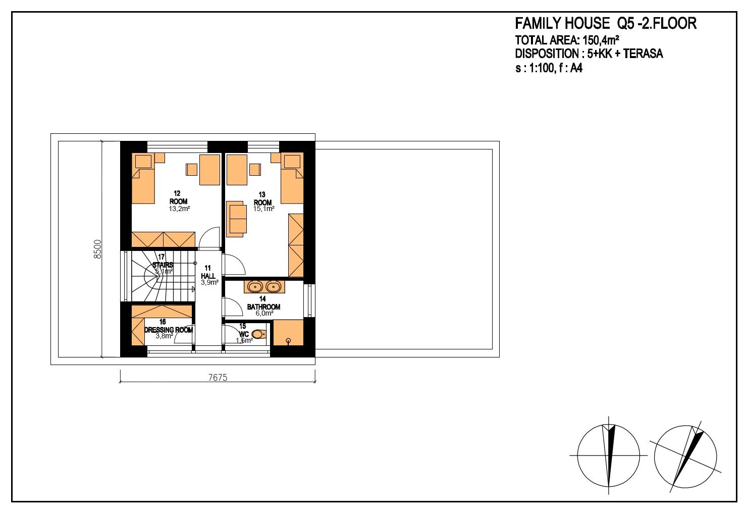 100 Floor Plan Modern Family House Best 25 Modern